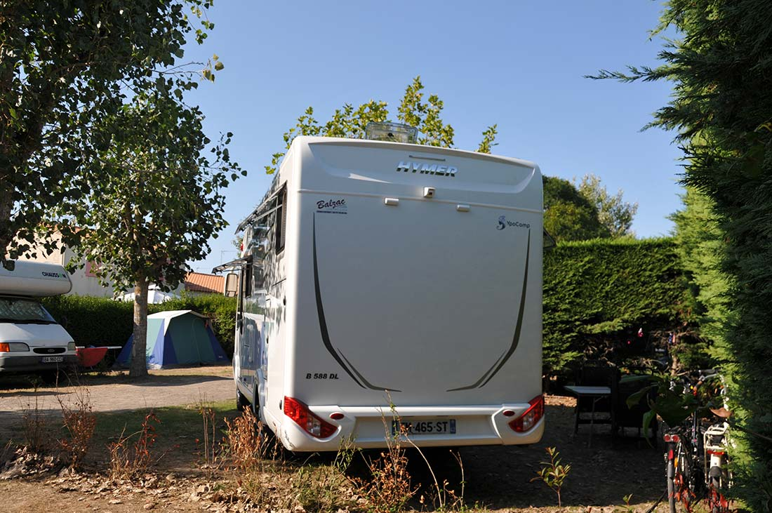 emplacement camping car talmont st Hilaire