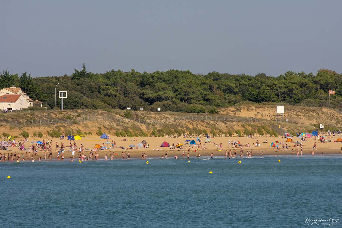 Jard sur mer plage de boisvinet