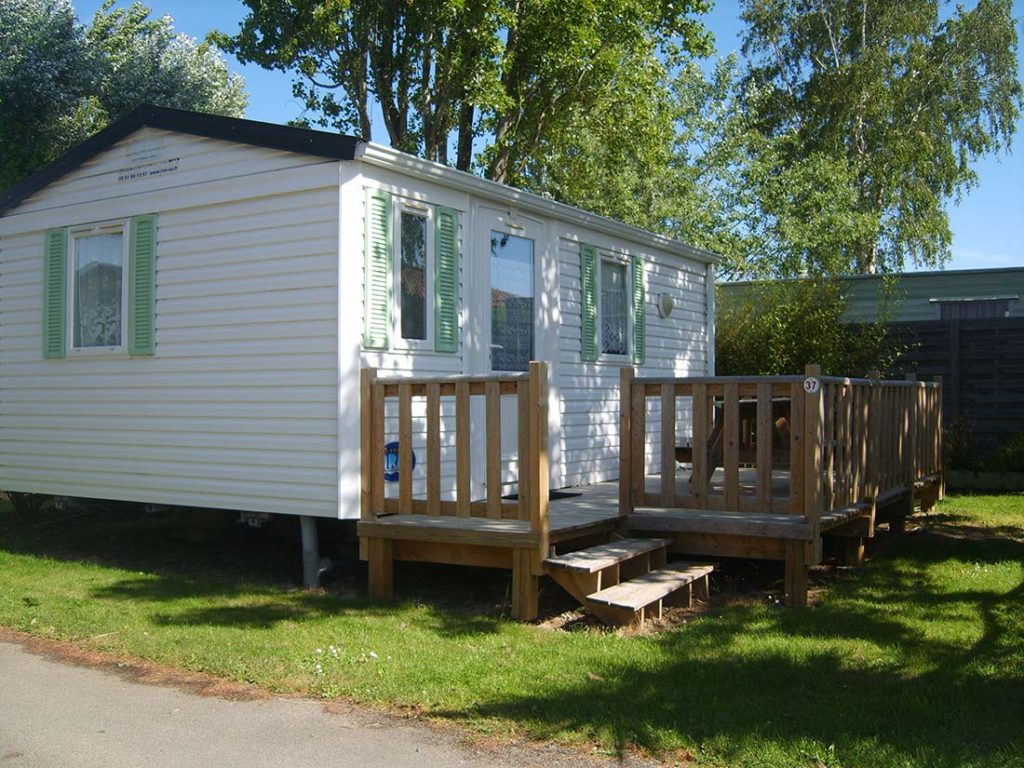 Location mobil-home Evasion camping Veillon plage