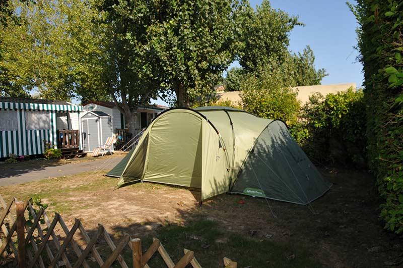 Emplacement de camping 3 étoiles